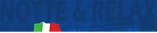NOTTE & RELAX Logo